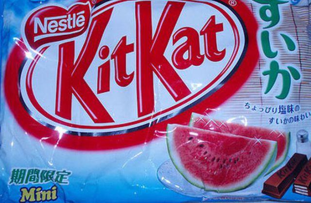 Kit Kat Candy around the World (35 pics)