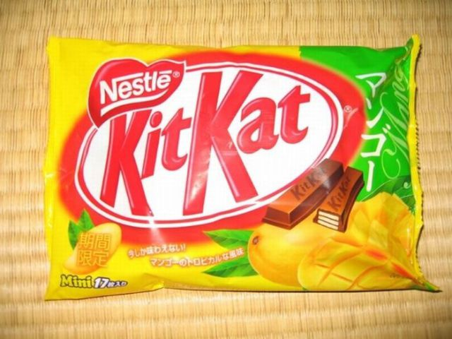 Kit Kat Candy around the World (35 pics)