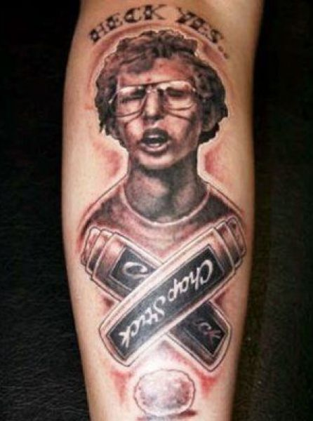 Unfortunate Pop Culture Tattoos (19 pics)