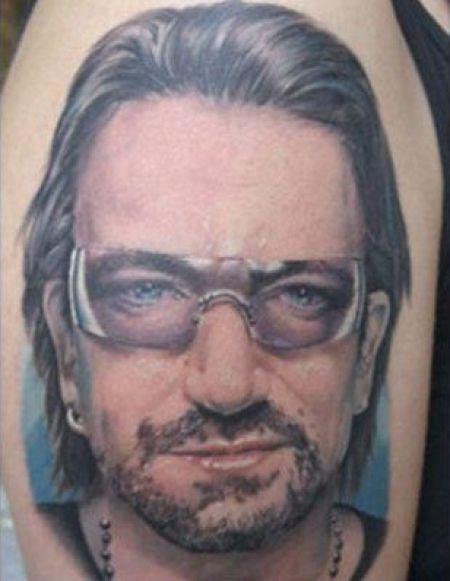 Unfortunate Pop Culture Tattoos (19 pics)