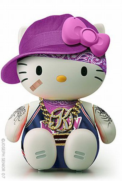 Hello Kitty Masquerade (59 pics)