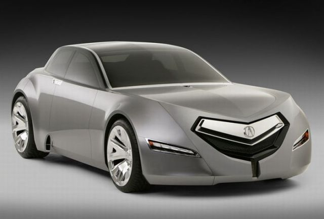The History of Japanese Concept Cars (66 pics)