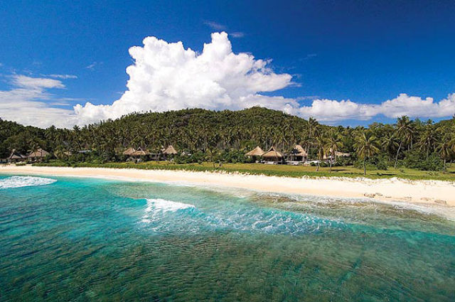 Luxurious Private Island in the Seychelles (48 pics)