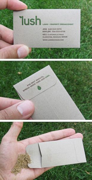 Unique Business Cards (12 pics)