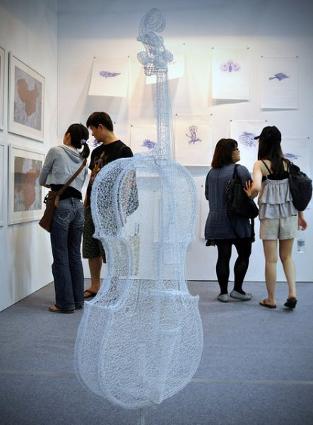 Amazing 3D Sculptures (15 pics)