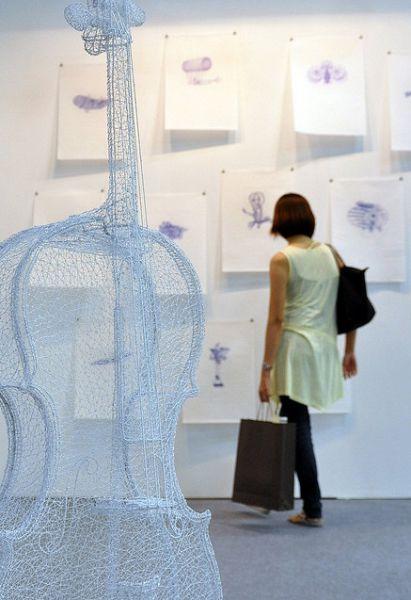 Amazing 3D Sculptures (15 pics)