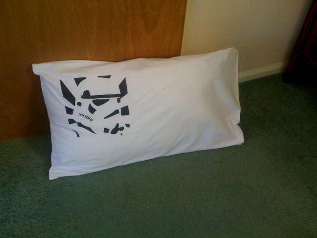 Cool Stormtrooper Pillowcase (5 pics)