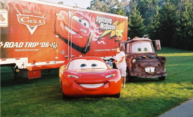 Famous car movie