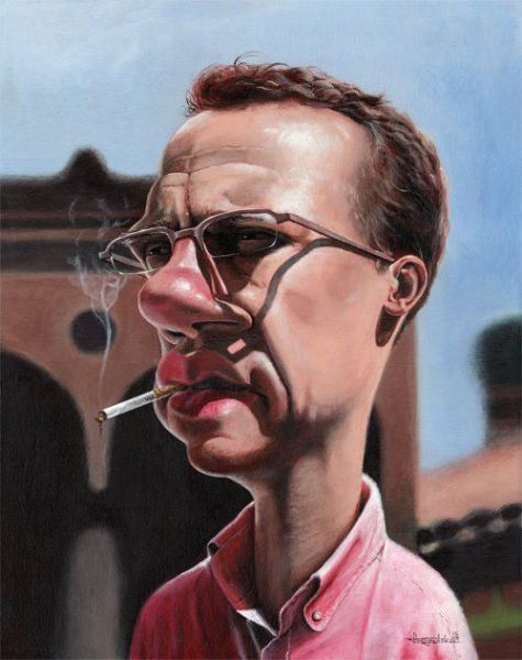 Awesome Caricature Illustrations (44 pics)