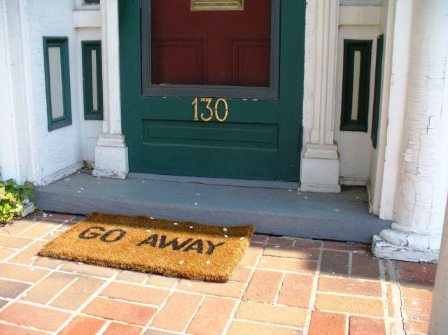 Funny Door Mats (36 pics)
