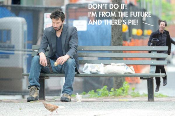 Keanu Is Now Ecstatic! (40 pics)