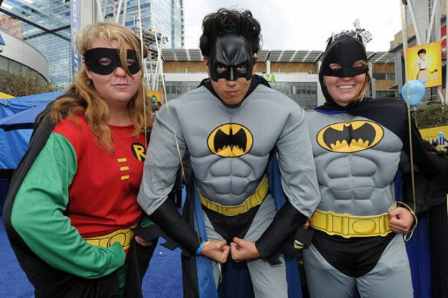 Superheroes a Bunch (20 pics)