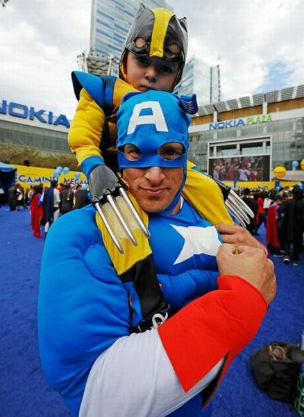 Superheroes a Bunch (20 pics)