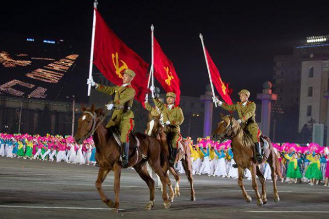 North Korean Military Parade (44 pics)