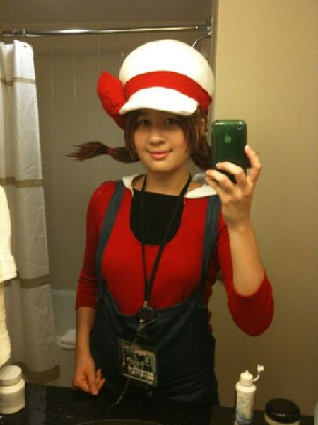 People Who Dress Up as Pokemon Characters (27 pics)