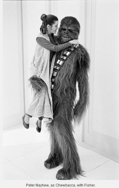 Behind the Scenes. Star Wars: The Empire Strikes Back (12 pics)