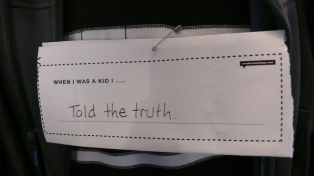When I Was a Kid Notes (43 pics)