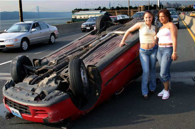 Women and Cars: Not a Love Story (34 pics)