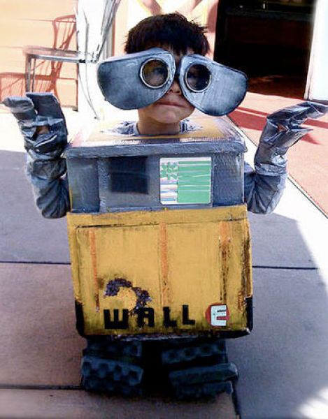 Creative Ideas for Halloween Costumes (31 pics)