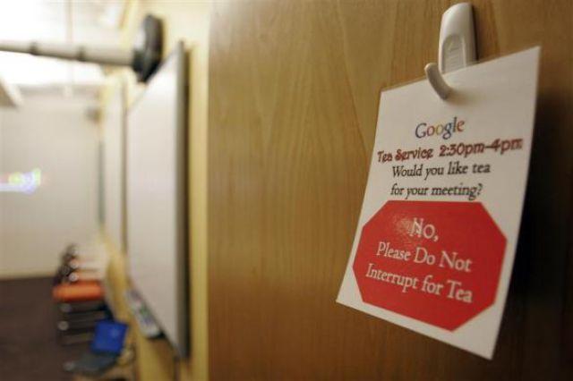 Visiting the Google Headquarters (32 pics)