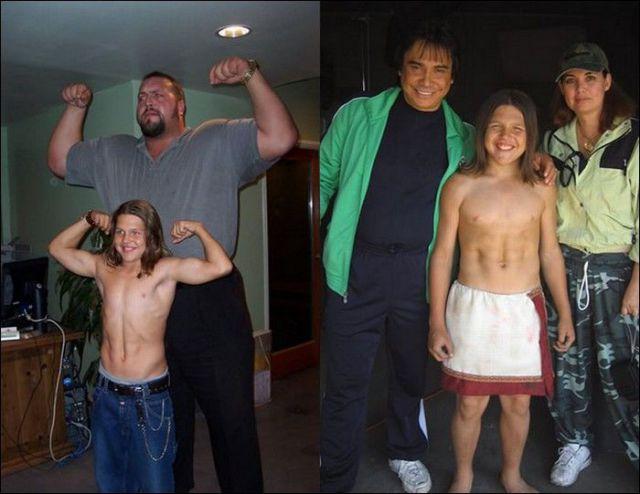 Strong Boys (21 pics)