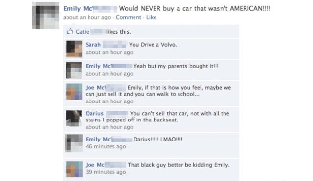 The Funniest Facebook Wins (10 pics)