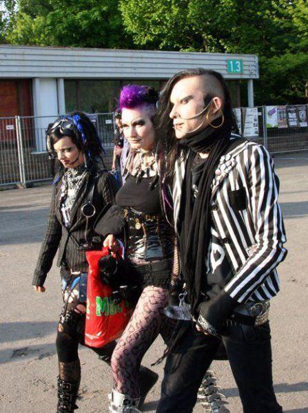 Wave-Gotik-Treffen Festival (47 pics)