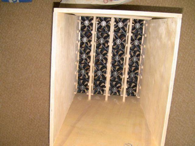 Amazing Handmade 90 Terabyte Storage (15 pics)