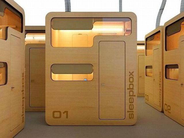 What is a Sleepbox? (6 pics)