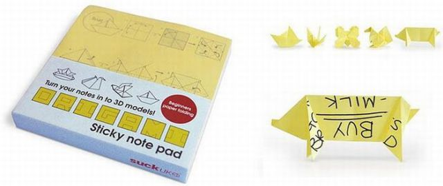 Nifty Sticky Notes (15 pics)