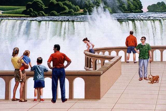 Beautiful Lifelike Murals (20 pics)