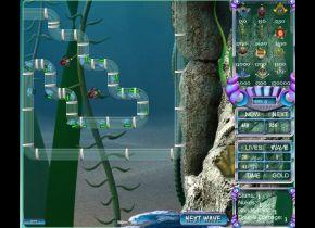 Underwater Tower Defense