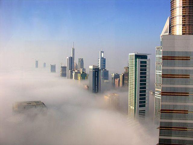 A Foggy Dubai (8 pics)