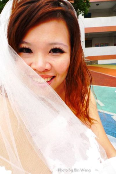 Marry Yourself? (11 pics)