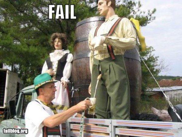Epic Fails. The Best of the Best. Part 9 (69 pics)