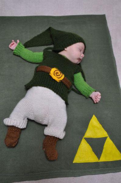 Geeky Babies (30 pics)
