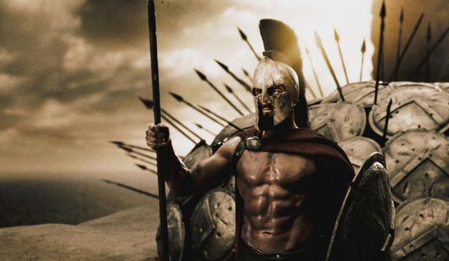 King Leonidas Halloween Motivation (11 pics)