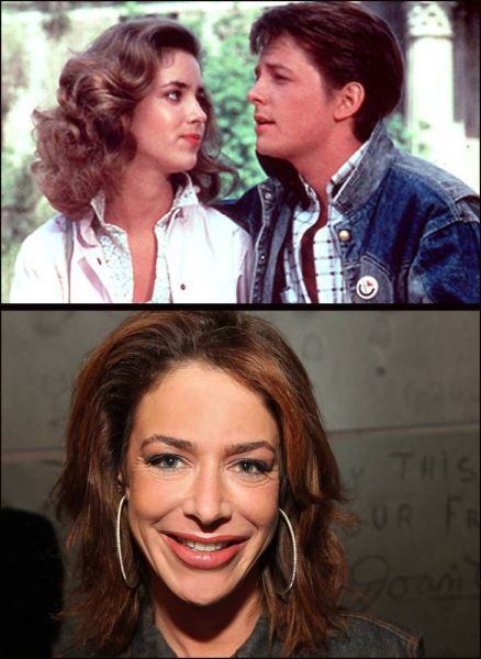 """25th Anniversary of """"Back to the Future"""" (14 pics)"""