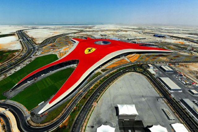 Ferrari Theme Park (15 pics)