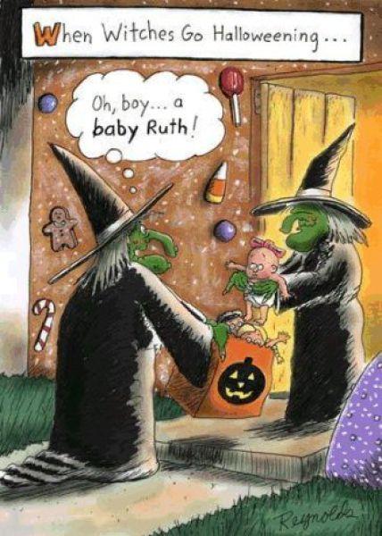 Tilted Tens: Halloween Goodies (10 pics)