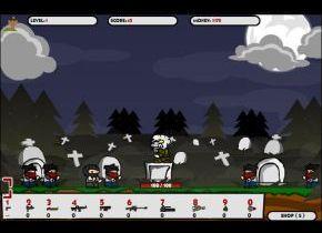 Graveyard Madness
