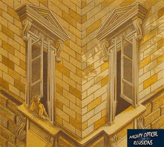 25 Great Optical Illusions (25 pics)