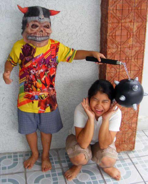 HALLOWEEN THAI STYLE (12 pics)
