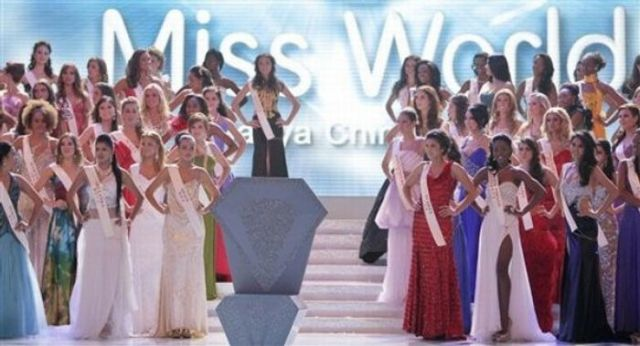 Miss World, 2010 (25 pics)