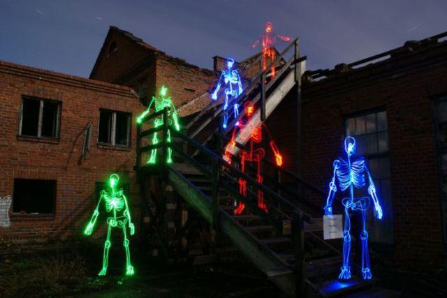 Nifty Halloween Lights (17 pics)