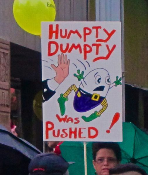 The Rally To Restore Sanity And/Or Fear: the 100 Best Signs! (100 pics)