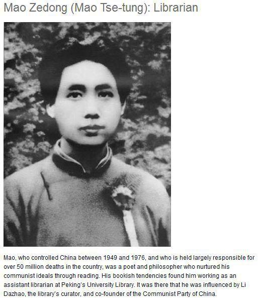 Infamous Dictators in the Old Days (6 pics)