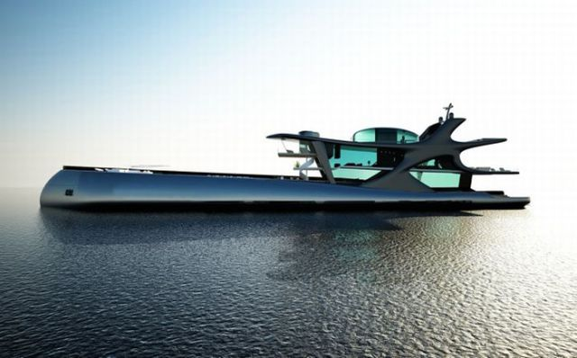 Luxurious Super Boat (14 pics)