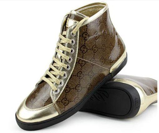 Gucci Sneakers (2 pics)