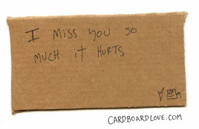 Love Notes on Cardboard (88 pics)